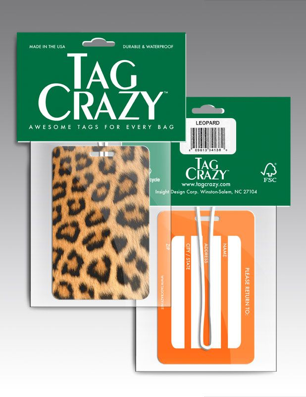 luggage bag tags